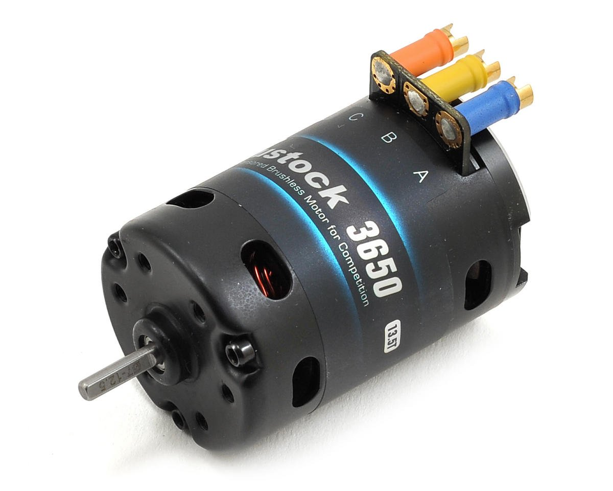 Hobbywing XERUN Justock 3650 Sensored Brushless Motor (13.5T)