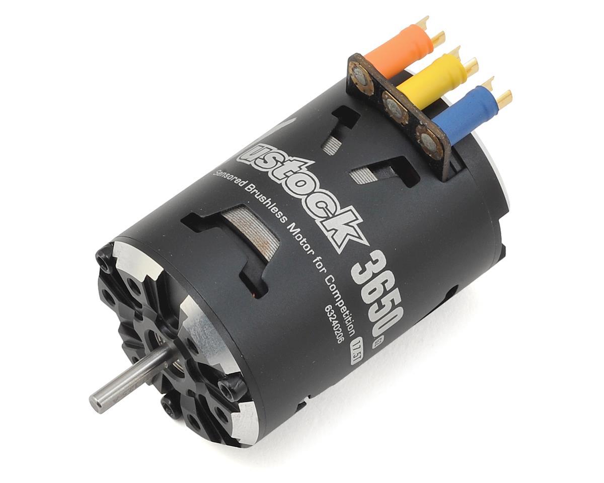 Hobbywing XERUN Justock 3650SD G2 Sensored Brushless Motor (17.5T)