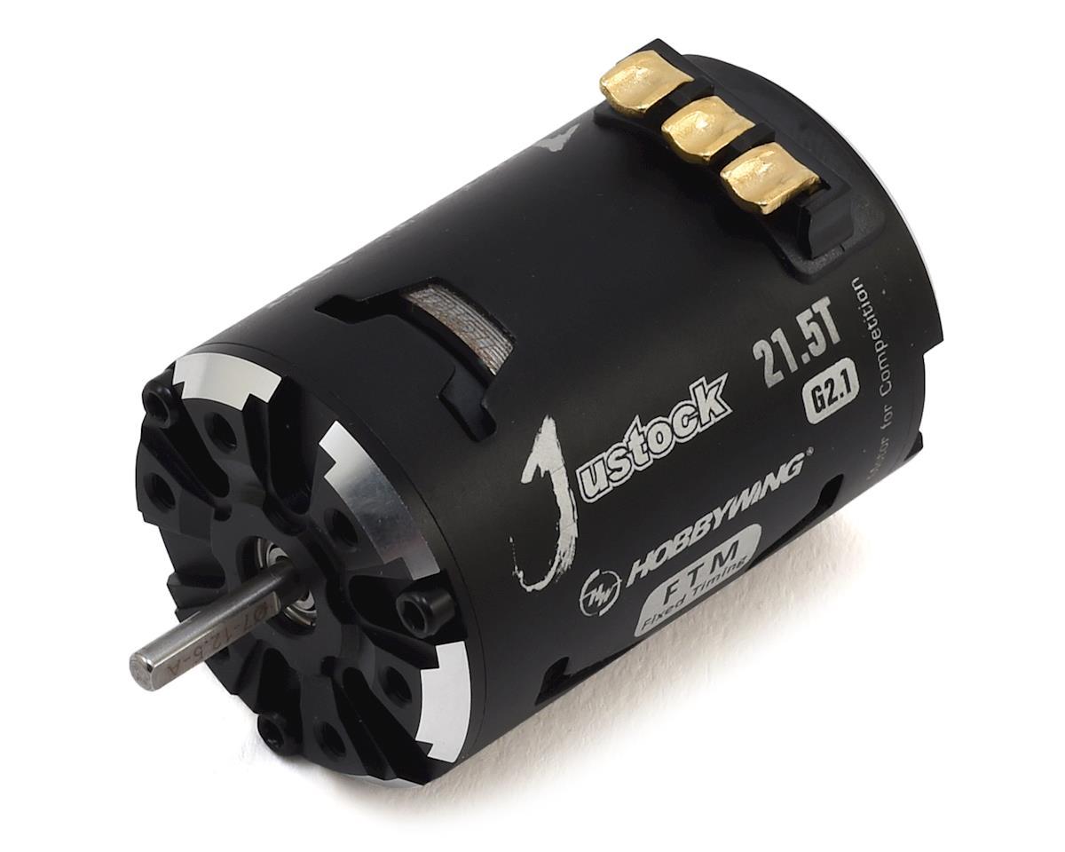 Hobbywing XERUN Justock 3650 SD G2.1 Sensored Brushless Motor (21.5T)