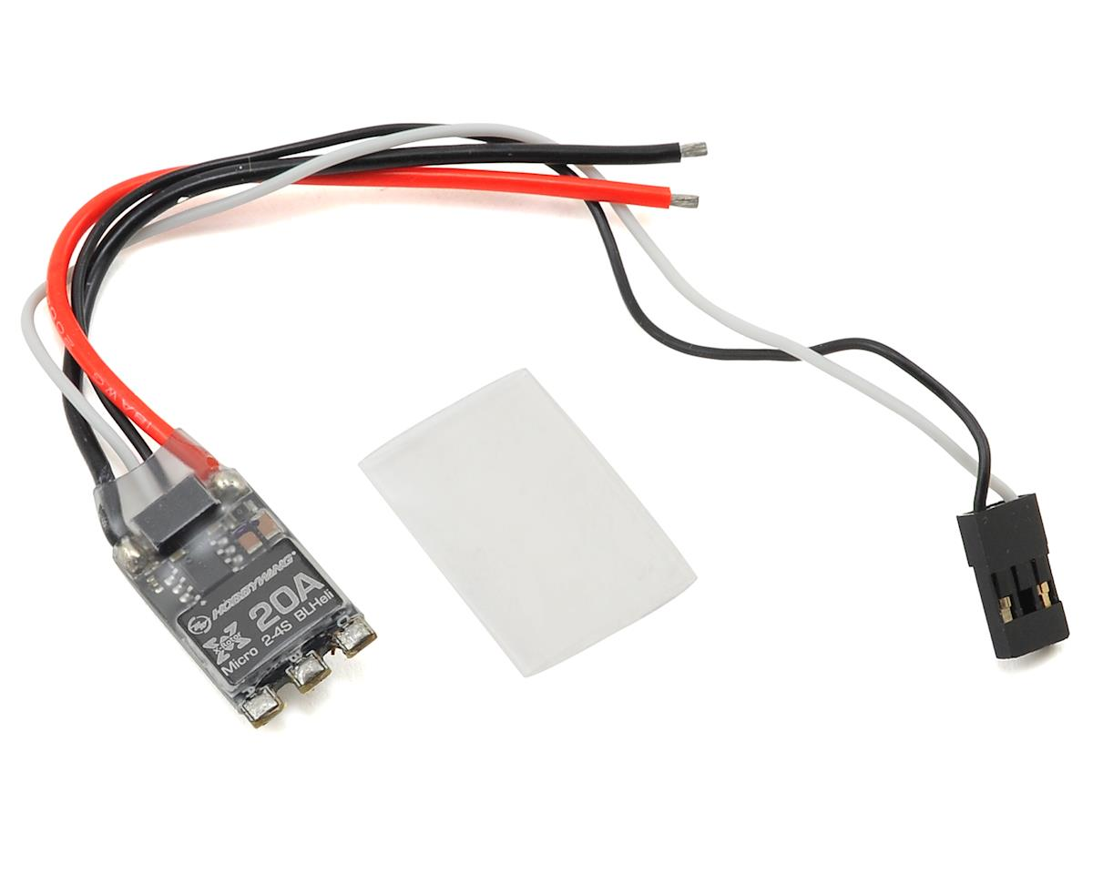 Hobbywing XRotor 20A Micro Brushless Drone ESC