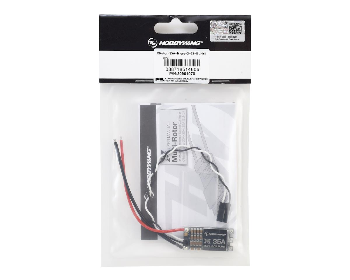 Hobbywing XRotor BLHeli 35A Micro Brushless Drone ESC