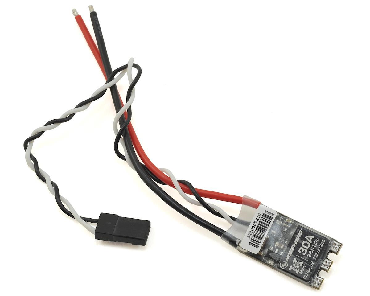 Hobbywing XRotor 30A Micro BLHeli_32 DShot1200 Brushless ESC