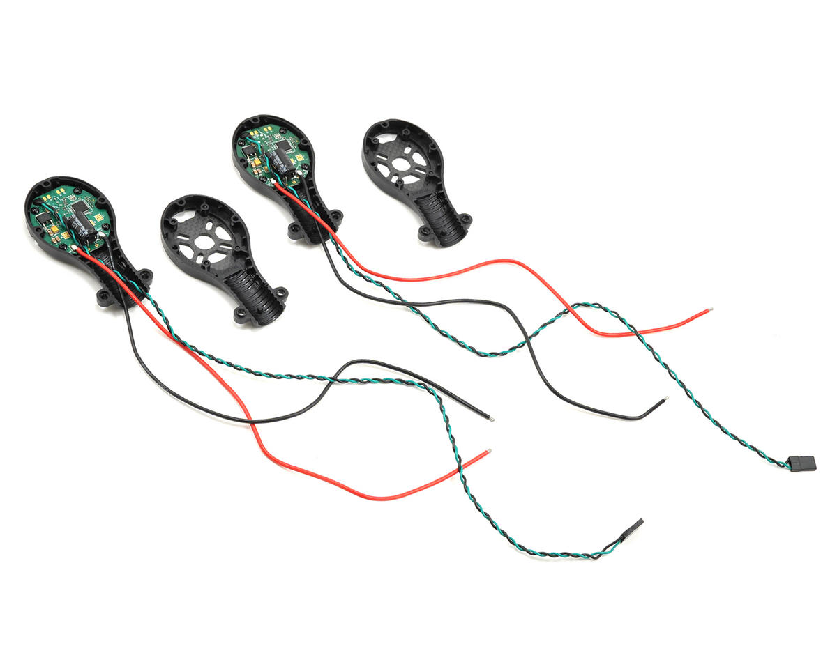 Hobbywing XRotor Pro 25 Amp Circular Multi-Rotor Brushless ESC (Green) (2)