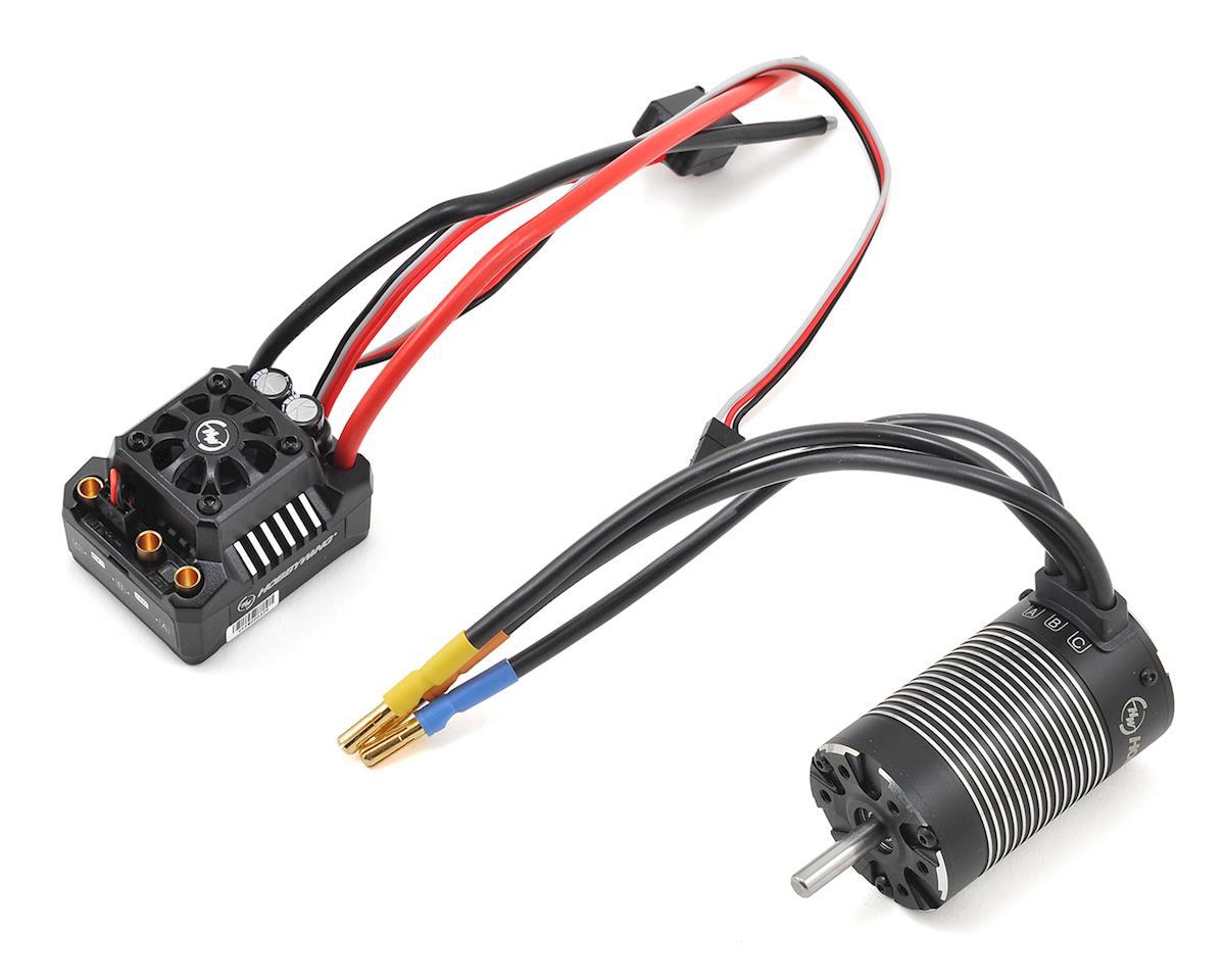 Hobbywing EZRun MAX10 SCT Sensorless Brushless ESC/3660SL Motor Combo (3200kV)