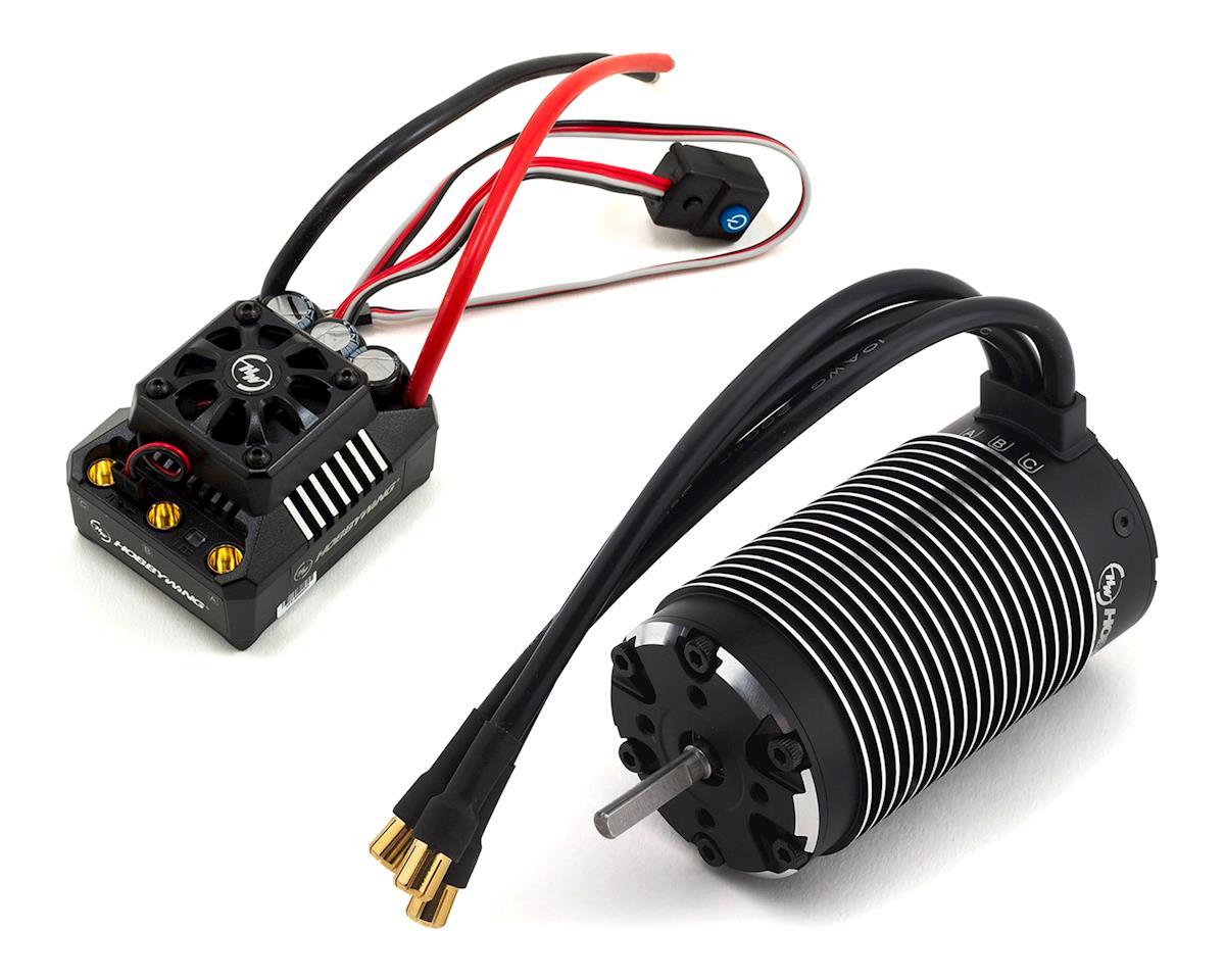 Hobbywing EZRun MAX6 V3 Sensorless Brushless ESC & Motor Combo w/4985SL (1650kV)