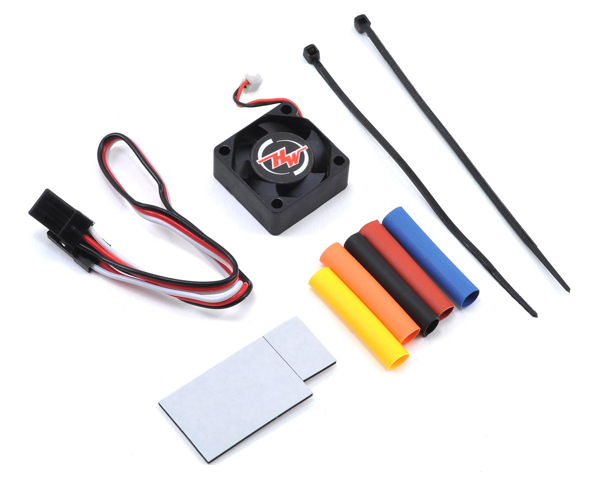 Hobbywing XR10 Pro Sensored Brushless ESC/Bandit Motor Combo (17.5T)