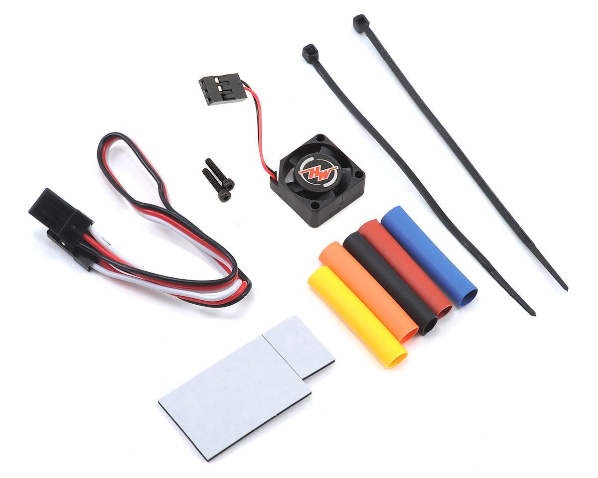 Hobbywing XR10 Pro Stock Spec 2S Sensored Brushless ESC/V10 G3 Combo (17.5T)