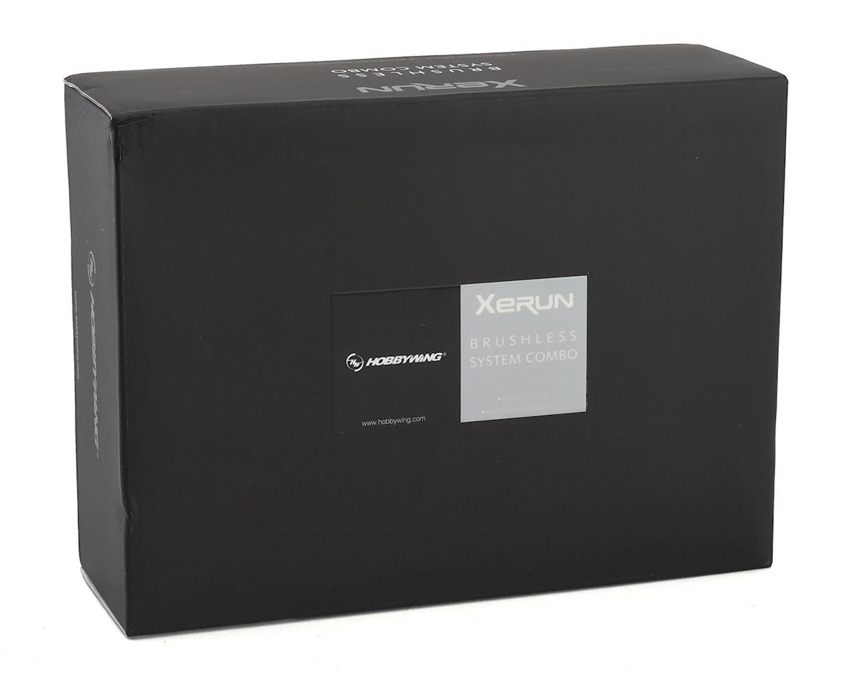 Hobbywing XR10 Pro G2 Sensored Brushless ESC/V10 G3 Motor Combo (10.5T)