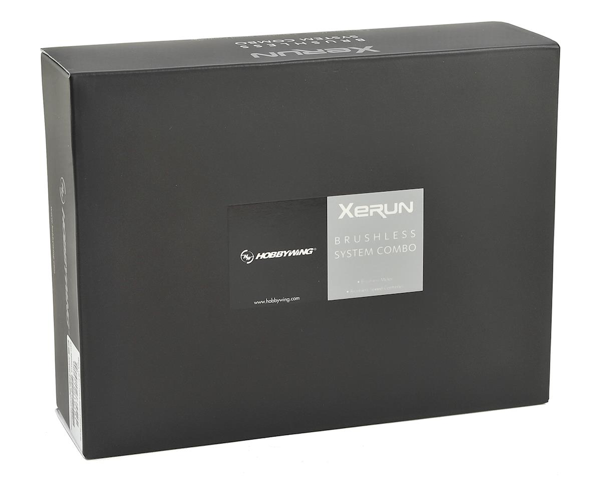 Hobbywing Xerun XR8 SCT Brushless ESC/3660SD G2 Motor Combo (4300kV)