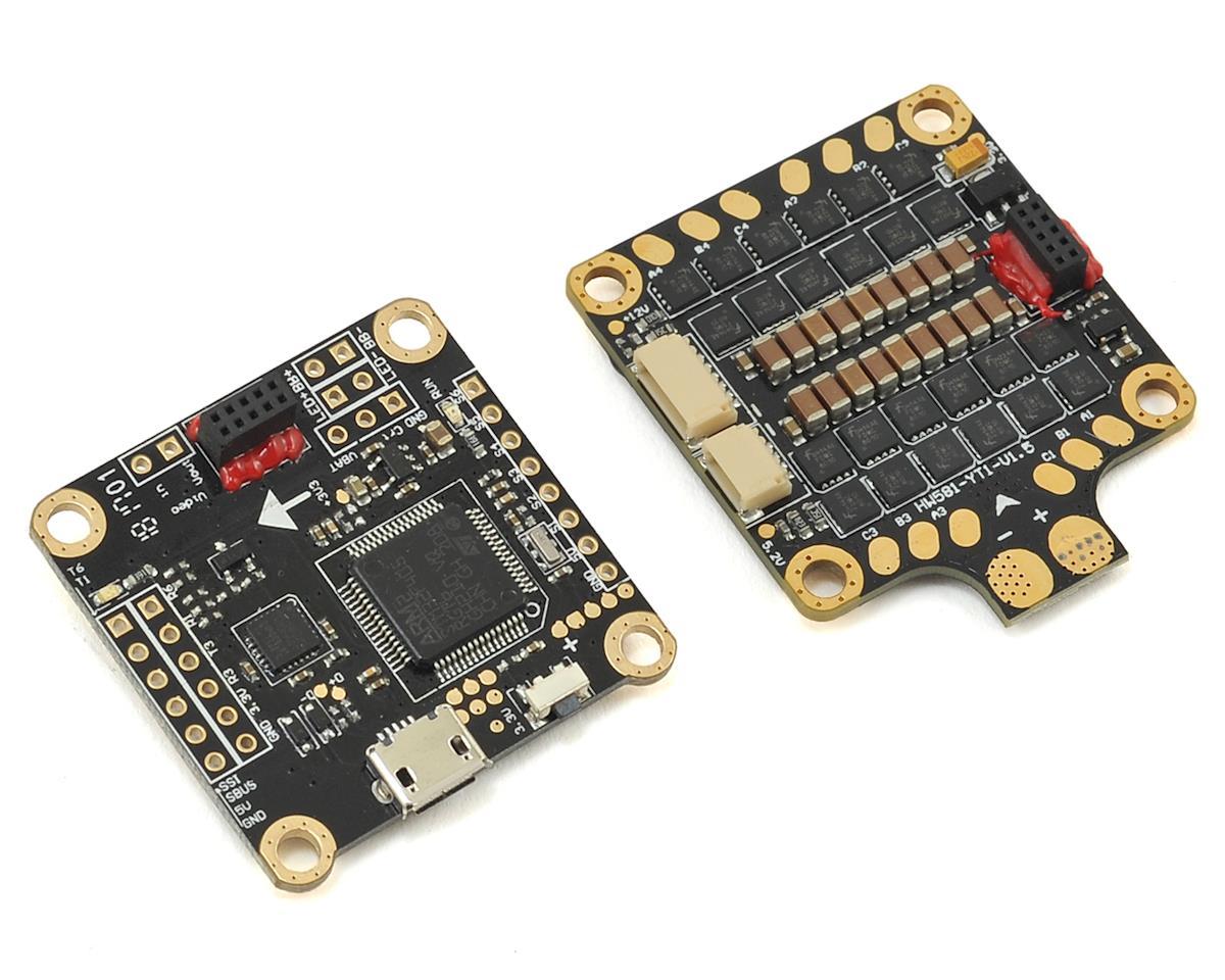 Hobbywing XRotor F4 MicroCube Flight Controller & 40A 4-in-1 ESC