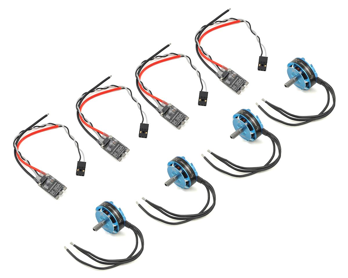 Hobbywing XRotor Micro 30A FPV Power Systems w/2405 Motors & Props (2850kv)
