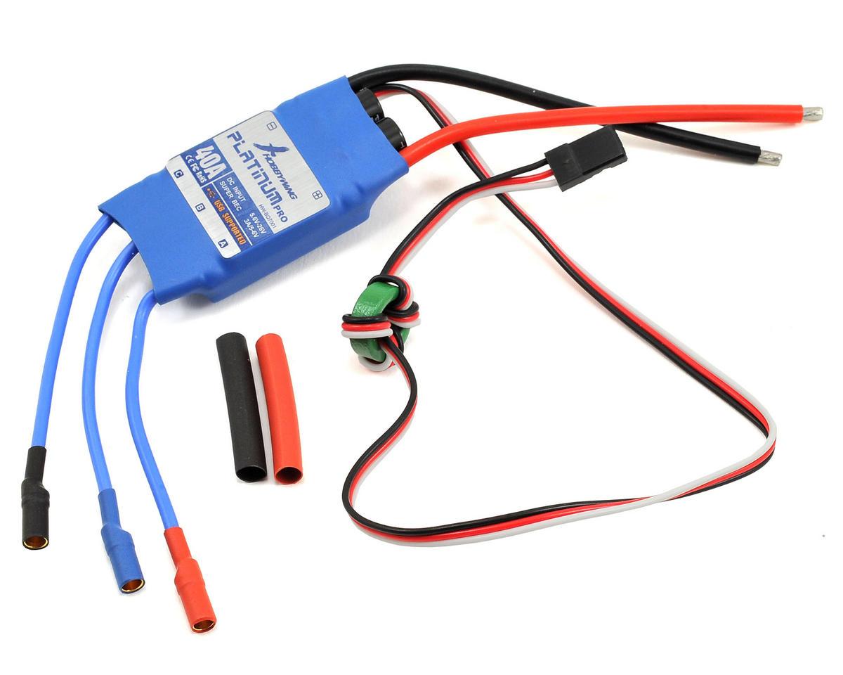 Hobbywing Platinum Pro 40 Amp ESC