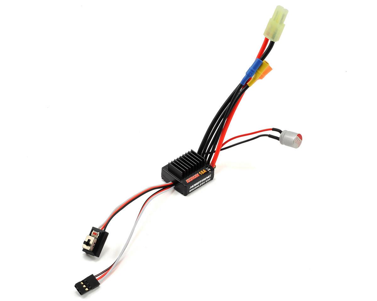 Hobbywing EZRun 18A Sensorless Brushless ESC