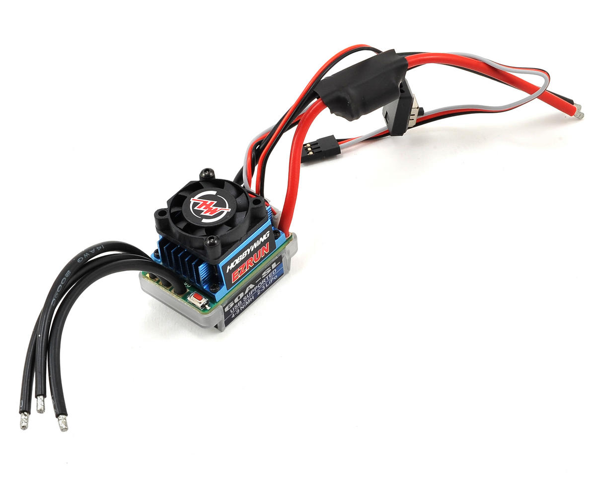 Hobbywing EZRun 60A Sensorless Brushless ESC