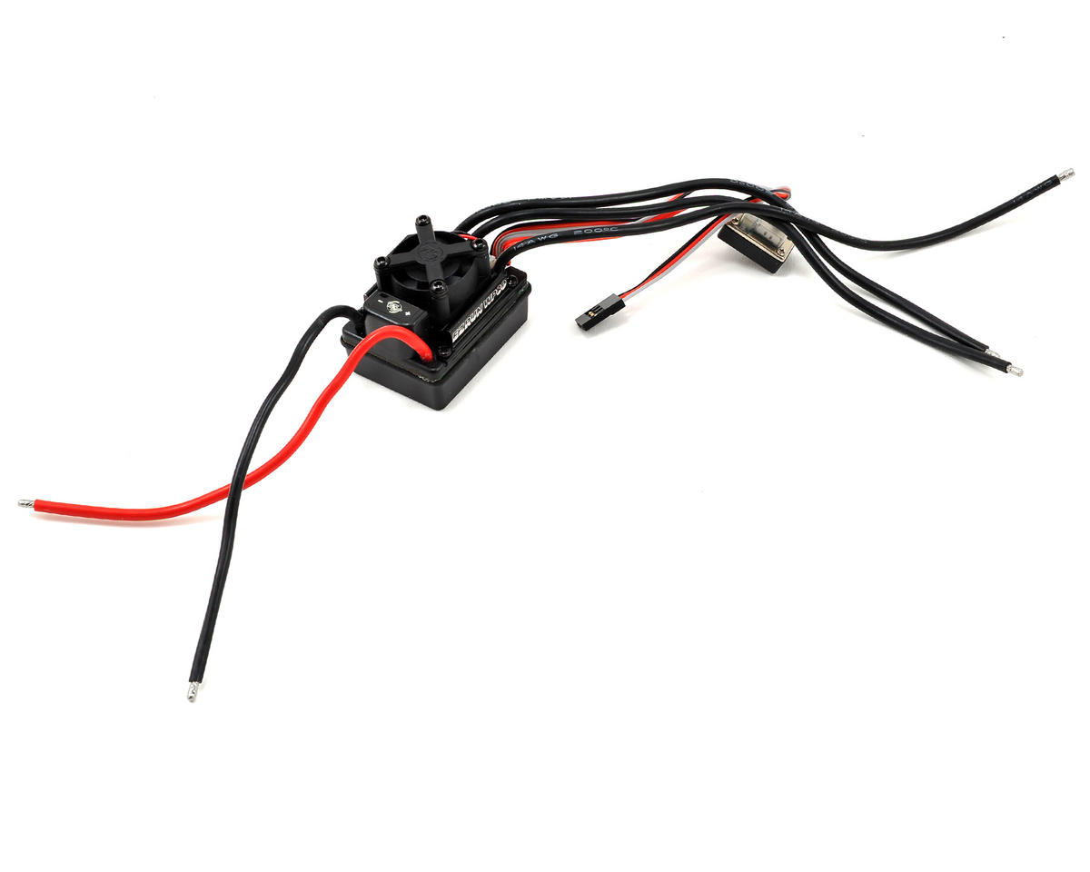 Hobbywing EZRun 80A Waterproof Sensorless Brushless ESC