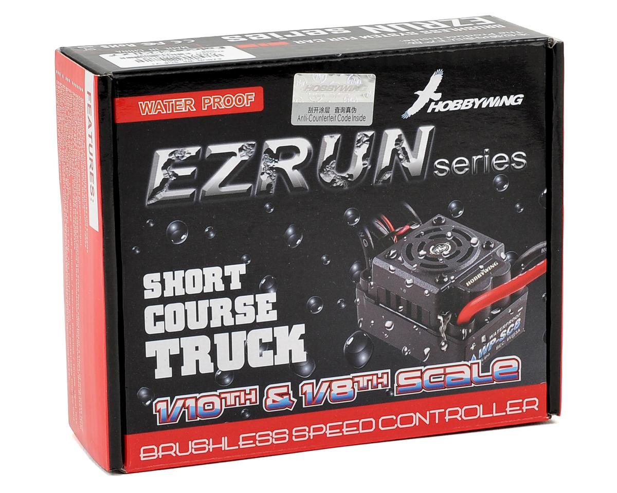 Hobbywing EZRun SC8 Sport Waterproof Brushless ESC