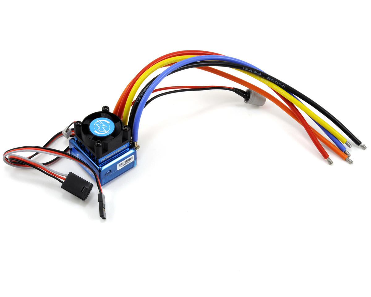 Hobbywing Justock Club Spec Sensored Brushless ESC (Blue)