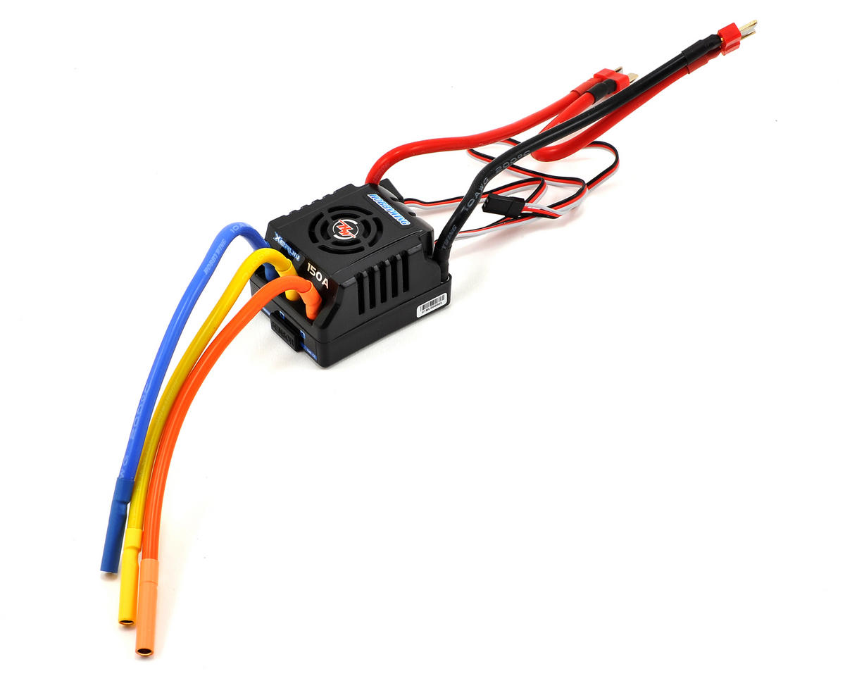 Hobbywing Xerun 150A 1/8 Competition Sensored Brushless ESC