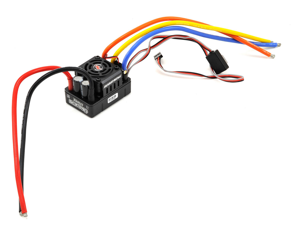 Xerun SCT Pro Sensored Brushless ESC by Hobbywing