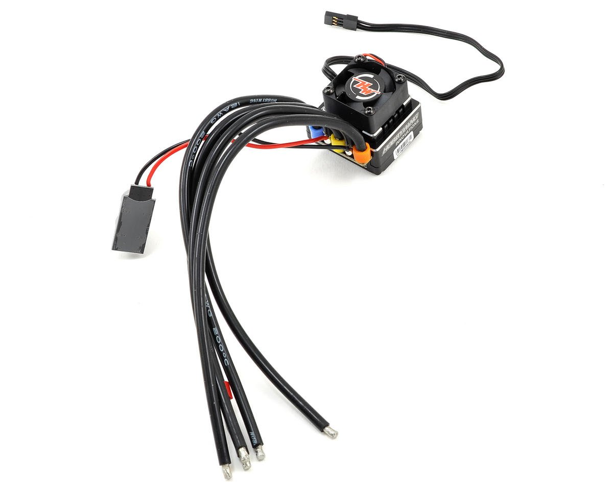 Xerun 120A V3.1 Sensored Brushless ESC by Hobbywing