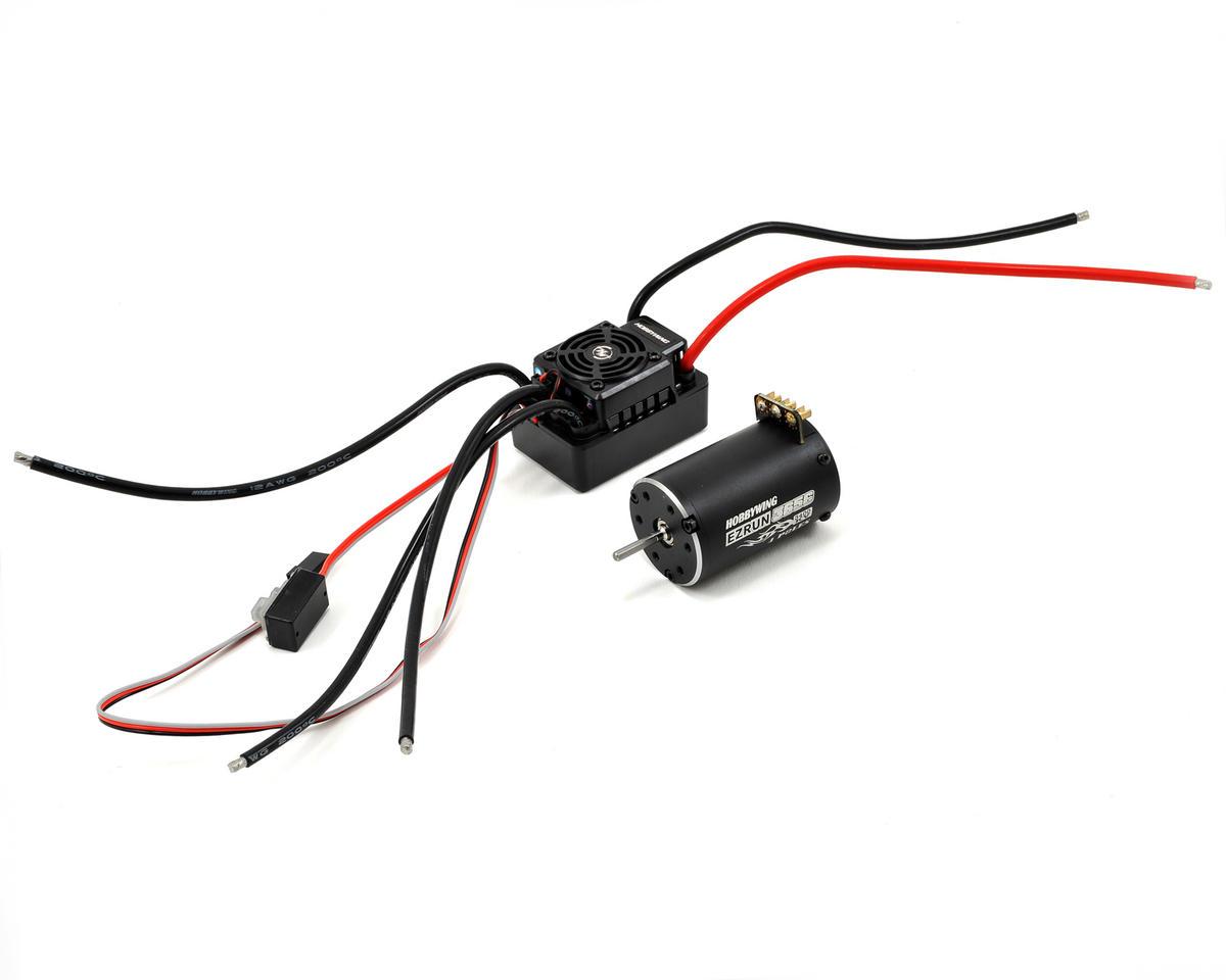 EZRun SC8 Sport Waterproof Brushless ESC/Motor Combo (3400kV)
