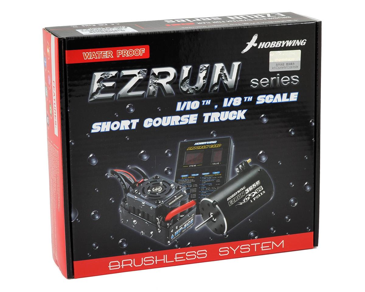 Hobbywing EZRun SC8 Sport Waterproof Brushless ESC/Motor Combo (4000kV)