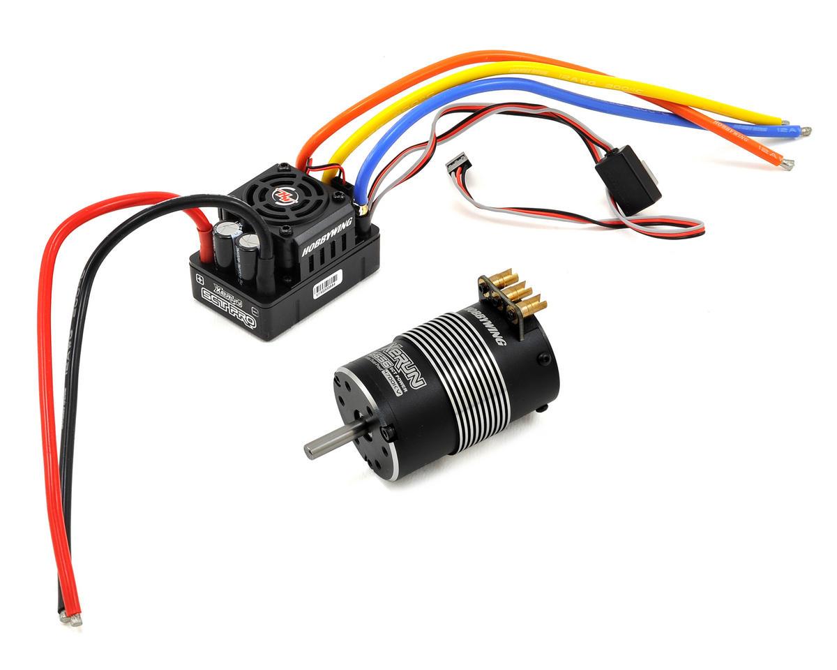 Xerun SCT Pro Sensored Brushless ESC/Motor Combo (4700kV)