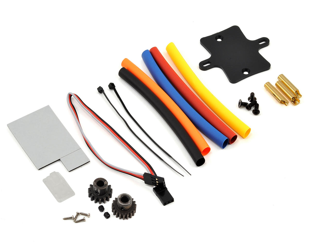 Hobbywing Xerun SCT Pro Sensored Brushless ESC/Motor Combo (4700kV)