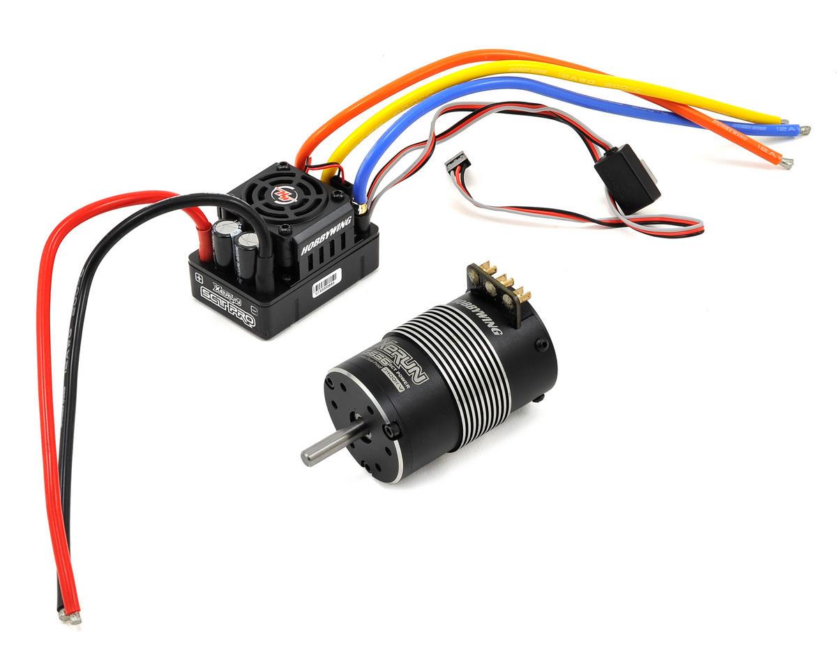 Hobbywing Xerun SCT Pro Sensored Brushless ESC/Motor Combo (3400kV)