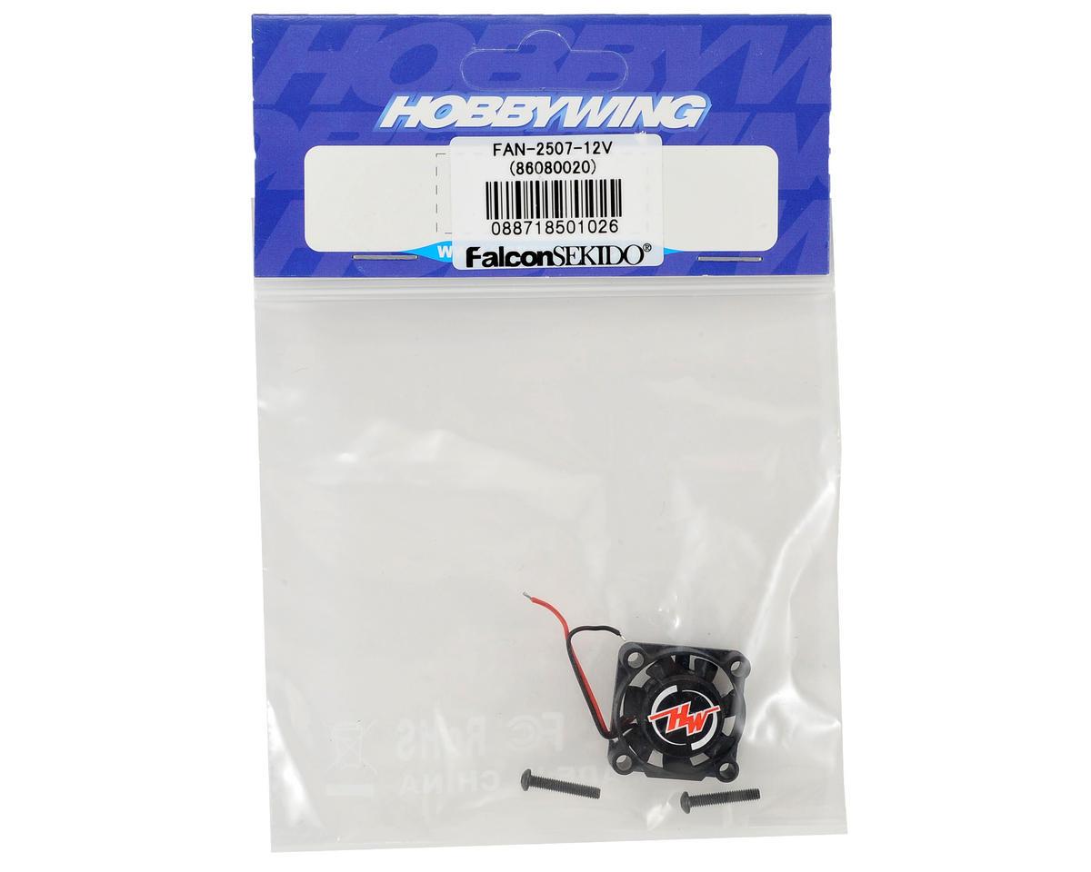 Hobbywing 25x25x7mm 2507SH-12V ESC Cooling Fan
