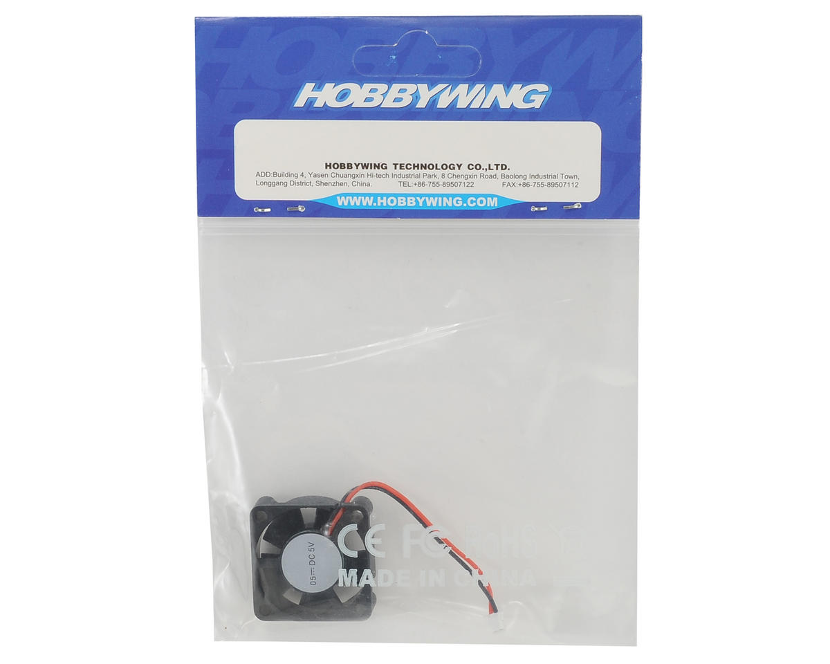 Xerun 3010SH High Performance ESC Cooling Fan by Hobbywing