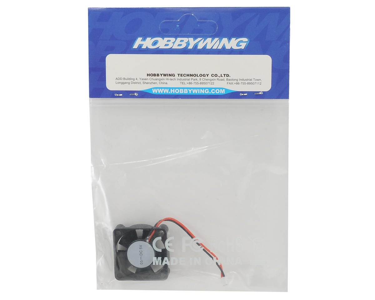 Hobbywing Xerun 3010SH High Performance ESC Cooling Fan