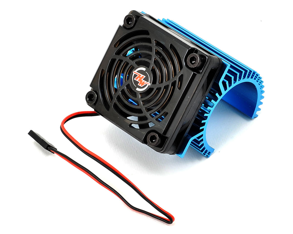 C1 Motor Heatsink & Fan Combo by Hobbywing