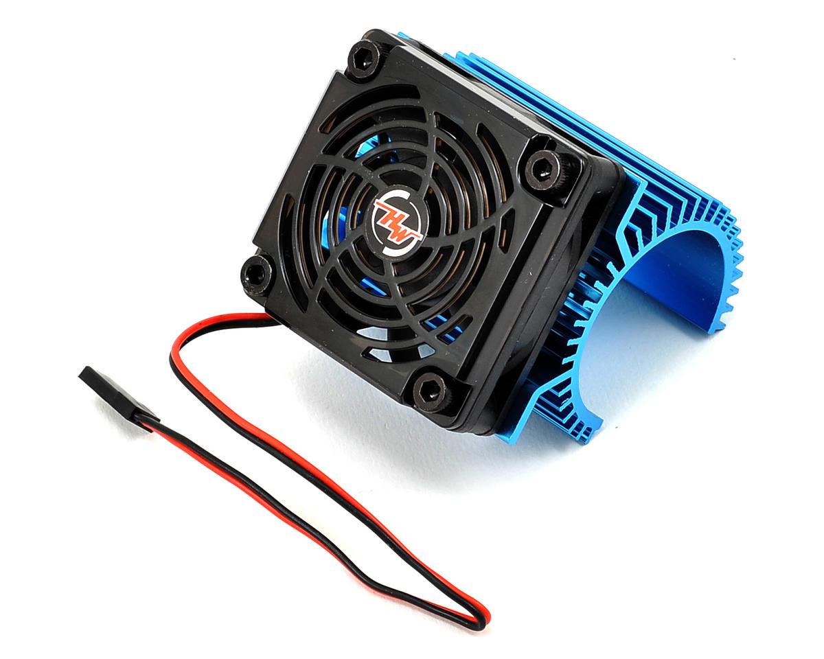 Hobbywing C1 Motor Heatsink & Fan Combo