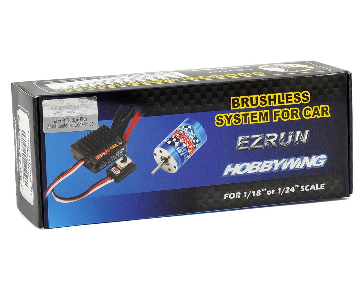 Hobbywing EZRun 1/18 2030 Brushless Motor (5200kV)