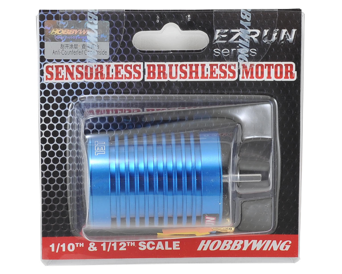 EZRun 3650 Sensorless Brushless Modified Motor (13.0T/3000kV) by Hobbywing