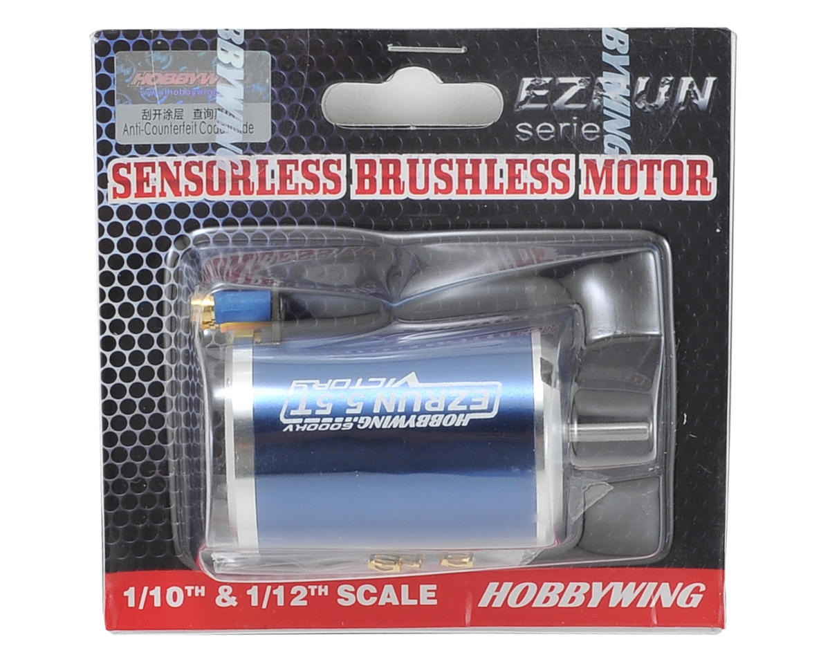 Hobbywing EZRun 3650 Sensorless Brushless Modified Motor (5.5T/6000kV)