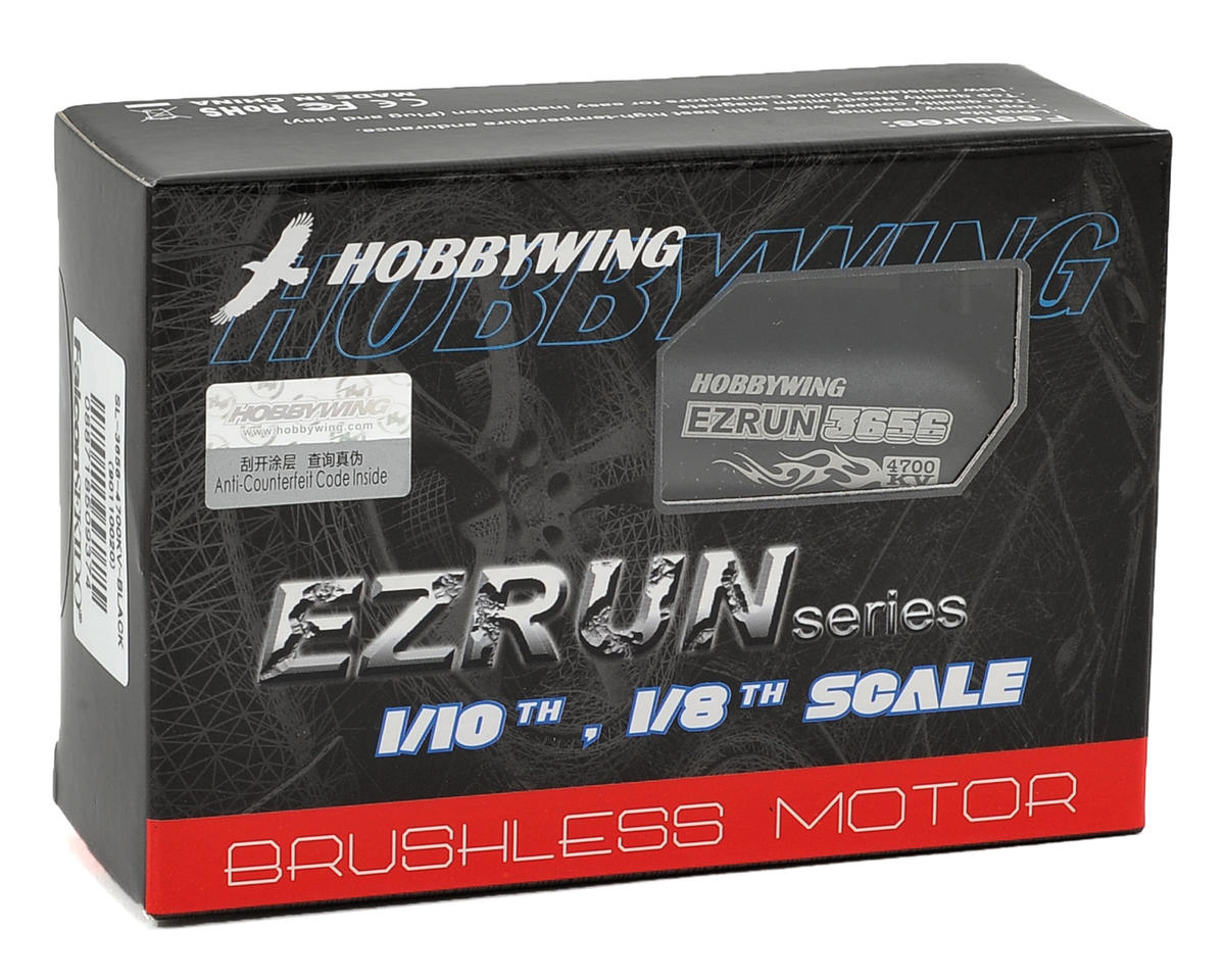 Hobbywing EZRun 3656 Sensorless Brushless Modified Motor (4700kV)