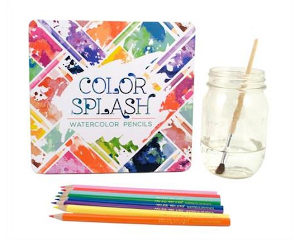 Color Splash Watrcolor Pencils 24Pc