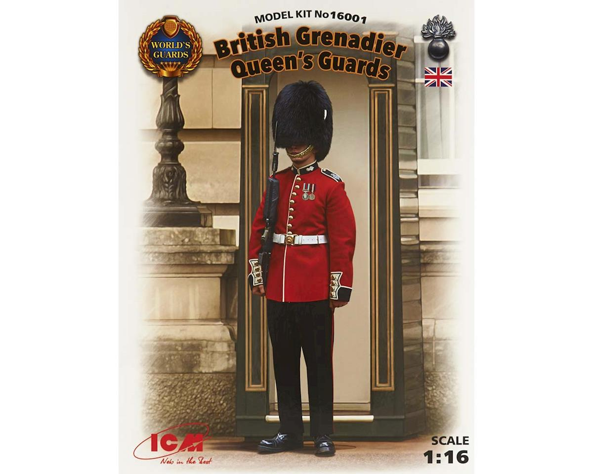 1/16 British Queen's Guards Grenadier by ICM