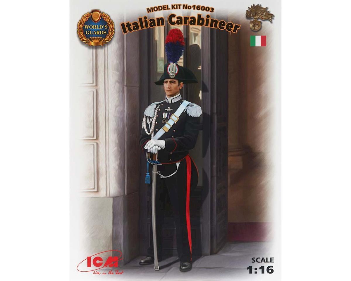 1/16 Italian Carabinier by ICM