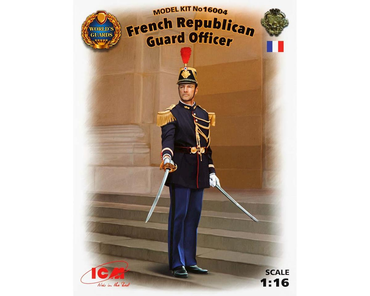 ICM 1/16 French Republican Guard Officer