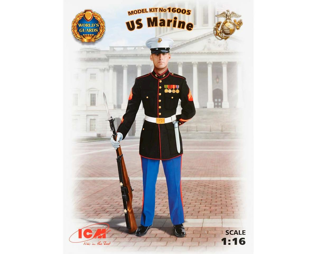 1/16 US Marines Sergeant by ICM