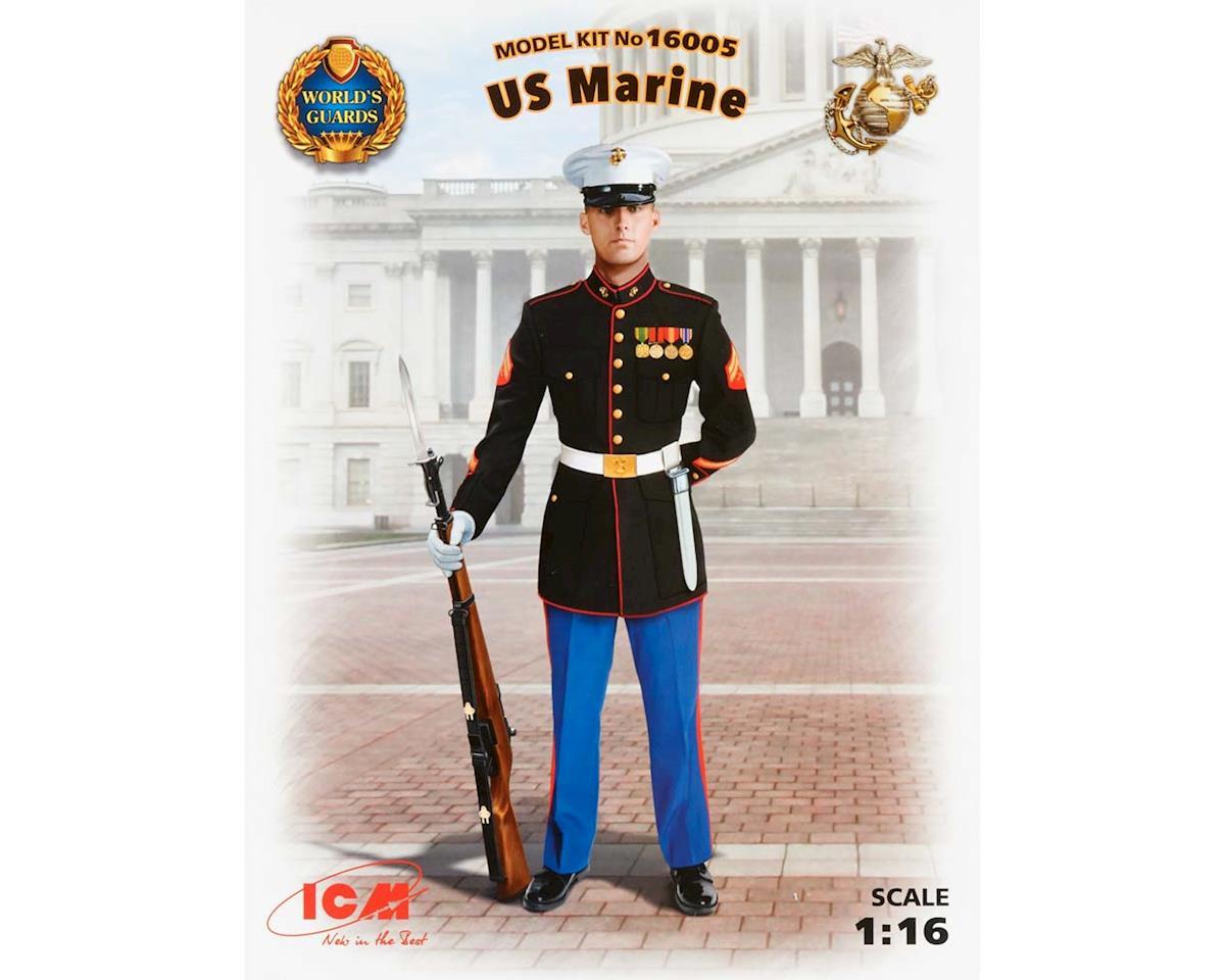 ICM 1/16 US Marines Sergeant
