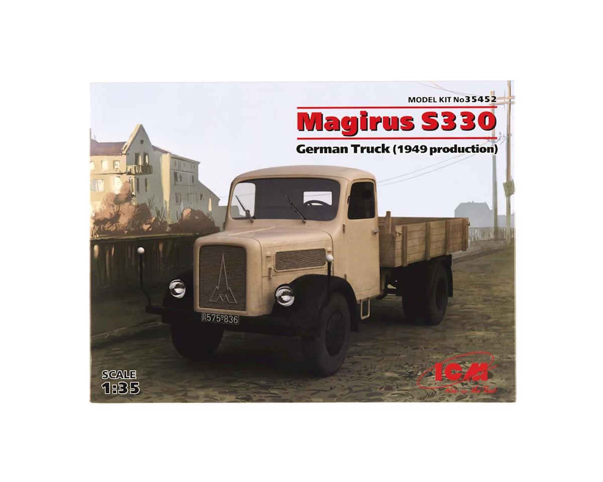 1/35 Magiris S-330 German Truck (1949 Productn by ICM