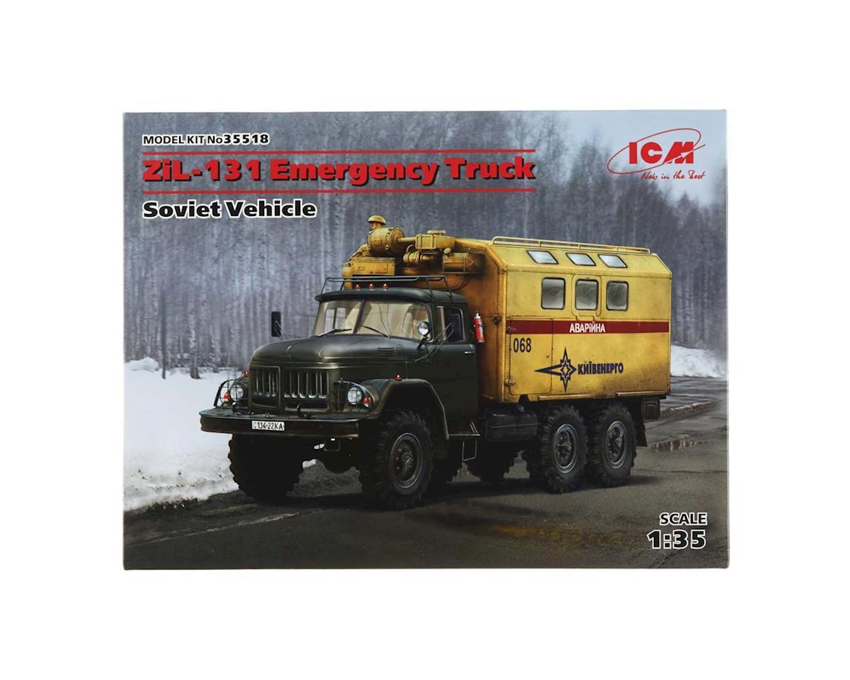 1/35 ZiL 131 Emergency Truck by ICM