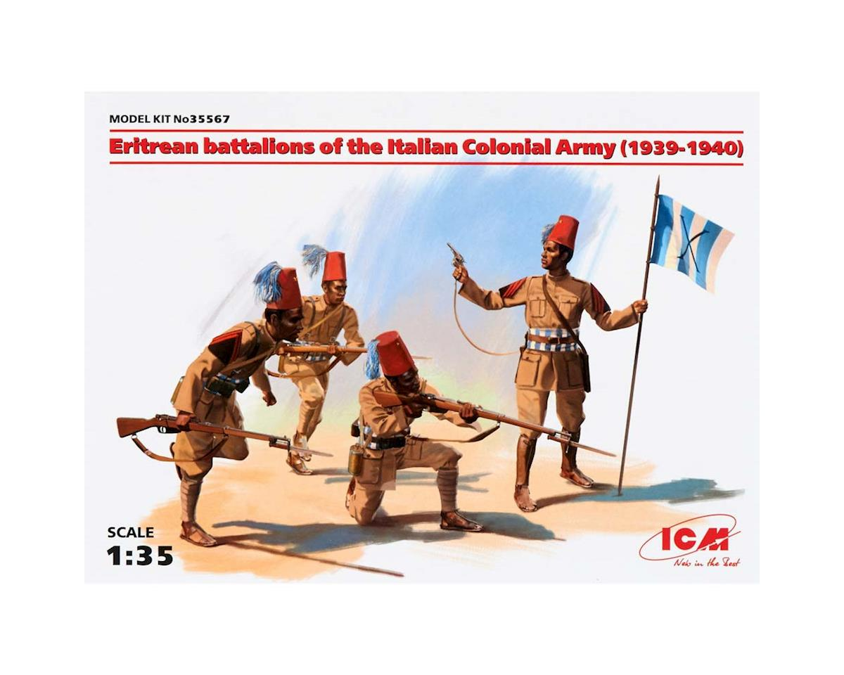 1/35 Eritrean Battalion of the Italian Army