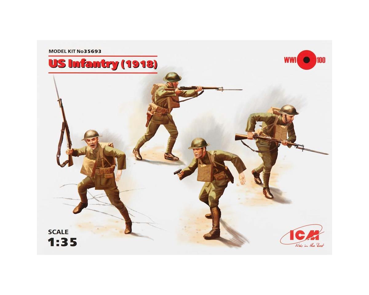 1/35 US Infantry 1918