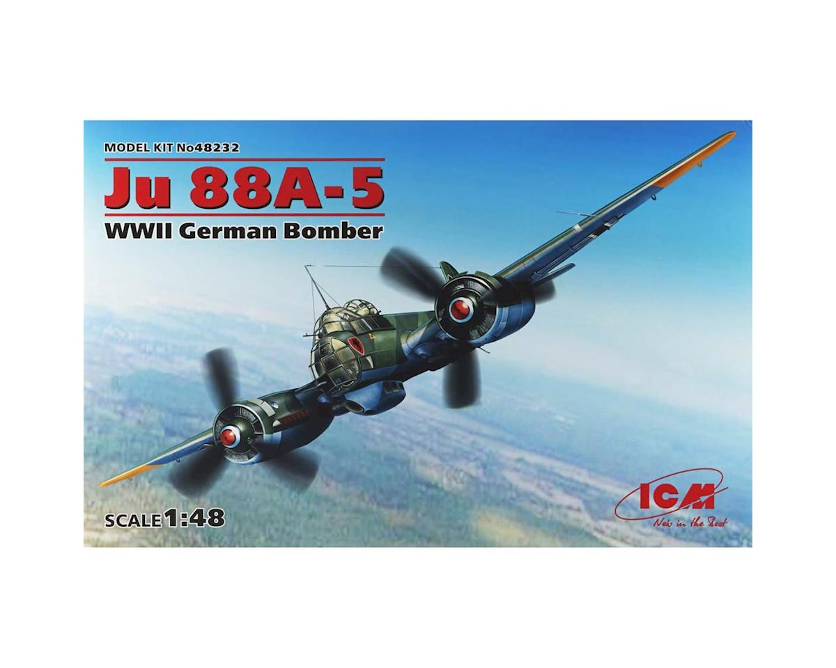1/48 JU 88A-5 WWII German Bomber
