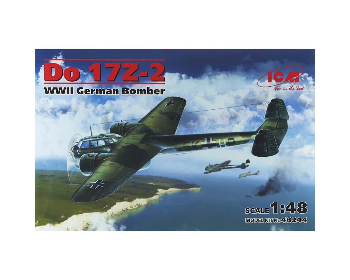 1/48 DO 17Z-2 WWII German Bomber